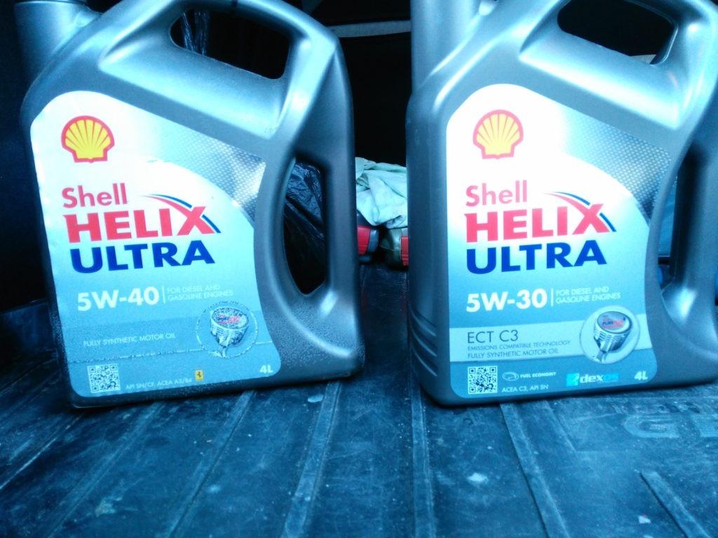 Дэу Джентра: замена масла в двигателе