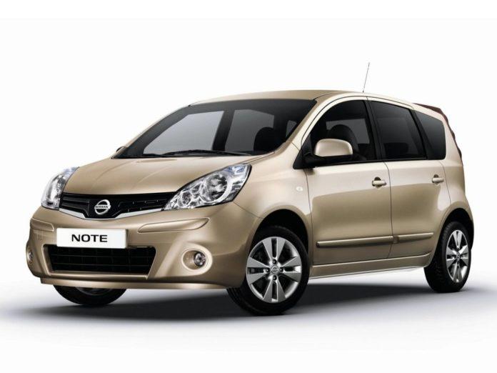 Nissan Note: замена антифриза
