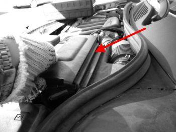 Рено Меган: замена воздушного фильтра