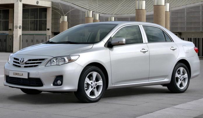 Тойота Королла Е150: замена масла в МКПП