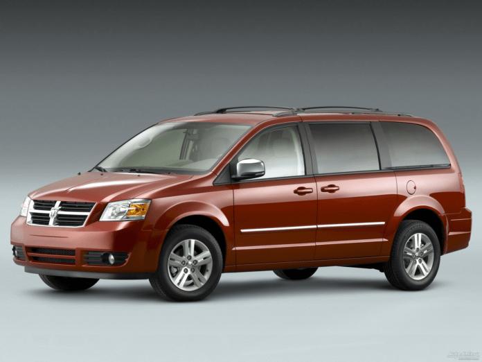 Замена антифриза на Dodge Caravan