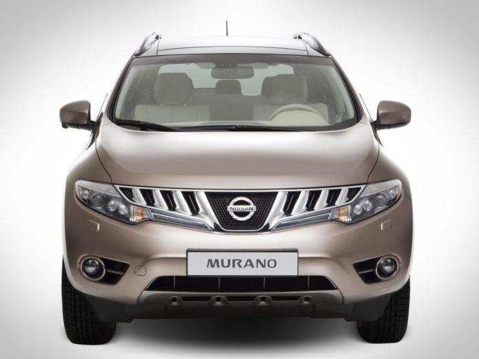 Замена антифриза на Nissan Murano Z51