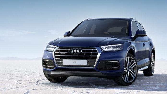 Замена антифриза в Audi Q5