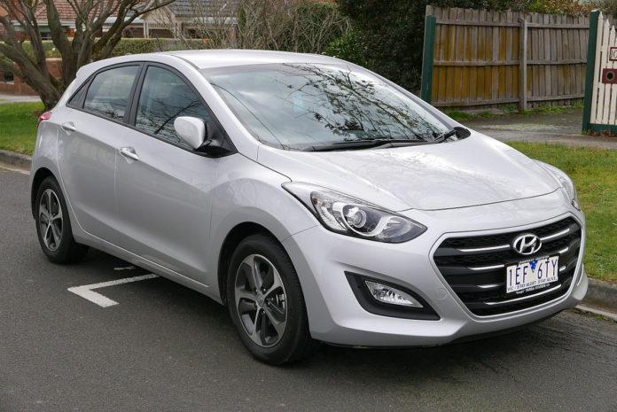 Замена антифриза в Hyundai i30
