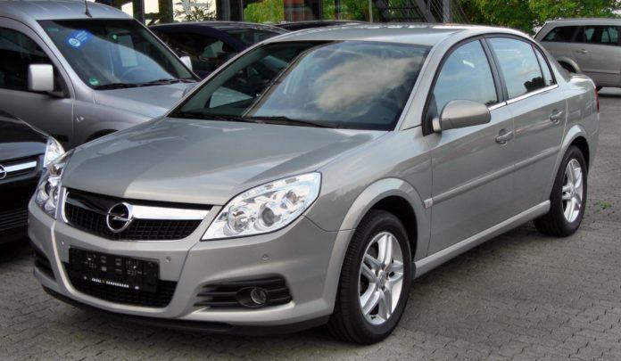 Замена антифриза в Opel Vectra C