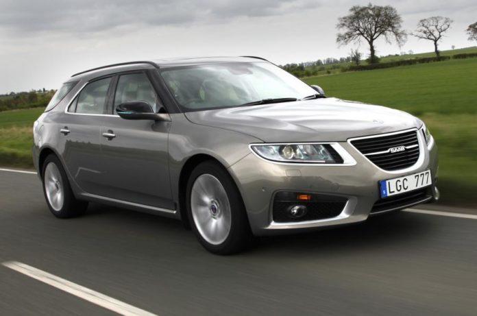 Замена антифриза в Saab 9-5