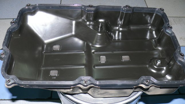 Замена масла в АКПП на Лексусе rx350