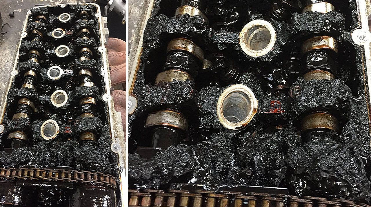 Замена масла в двигателе Чери Тигго