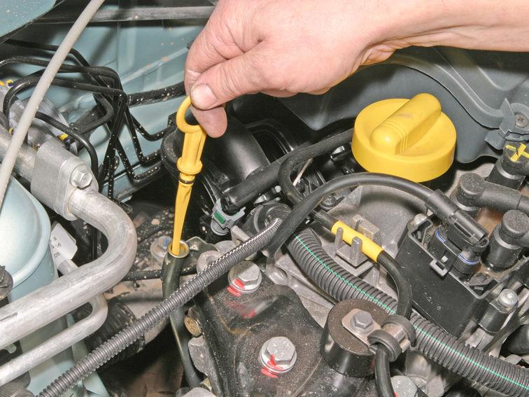 Замена масла в вариаторе Форд Фокус 3