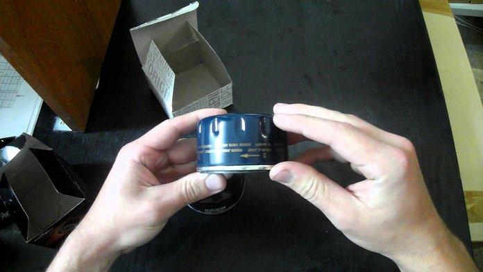 Замена масляного фильтра на Рено Дастер