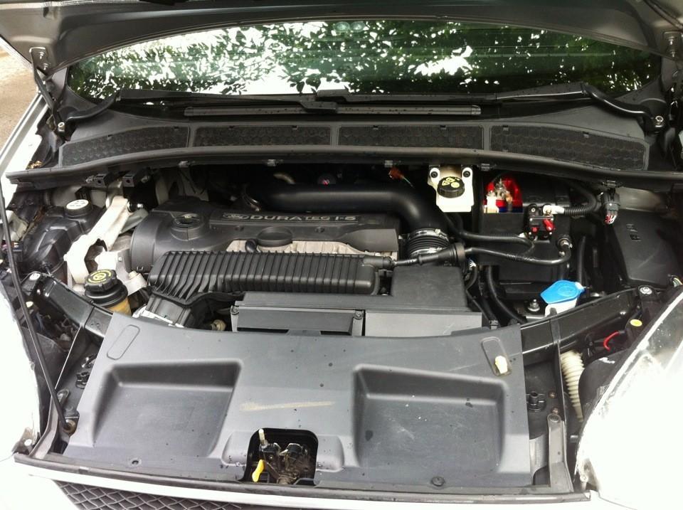 Замена воздушного фильтра на Ford S Max