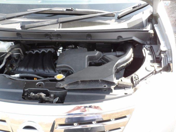 Замена воздушного фильтра на Nissan Serena