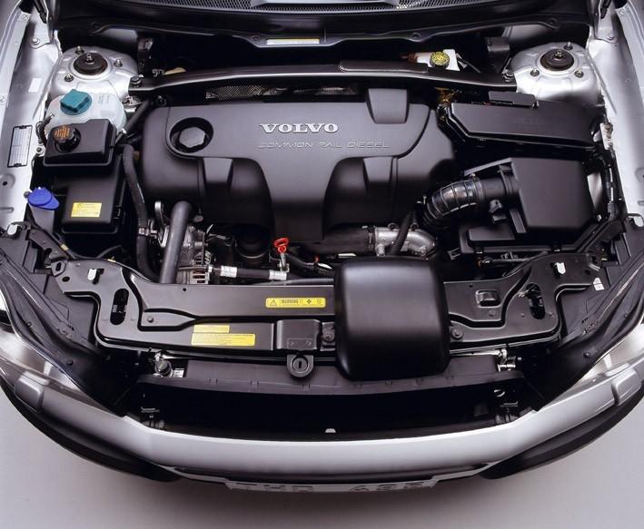 Замена воздушного фильтра на Вольво XC90 и S60